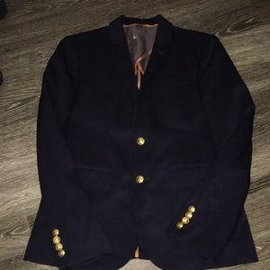 J Crew Crewcuts kids boys size 14 blazer